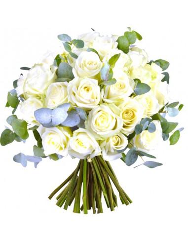 livraison roses express domicile le bouquet de fleurs com. Black Bedroom Furniture Sets. Home Design Ideas