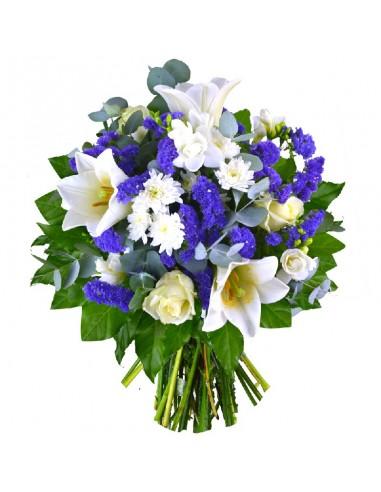 Bouquet fleurs plein de couleurs for Bouquet de fleurs pour 30 ans