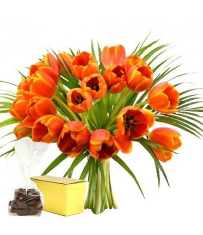 Bouquet de saison Poppy