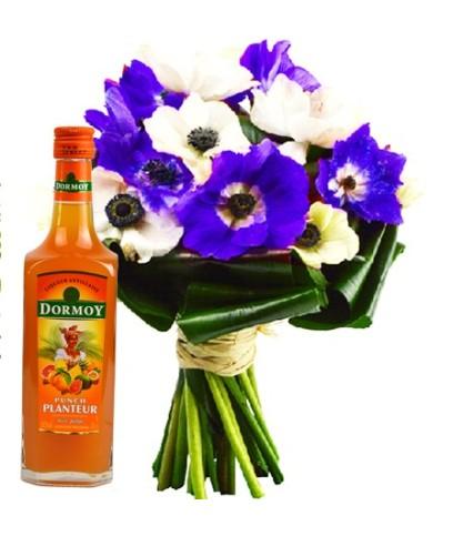 Bouquet de saison Plum