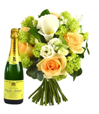 Bouquet de saison Capri
