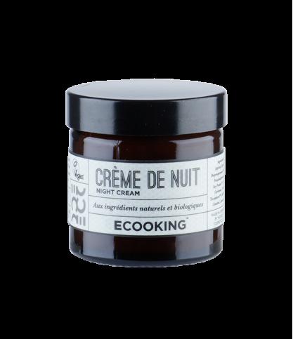 Crème de nuit Booster de collagène - Ecooking - Le Bouquet de Fleurs