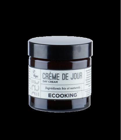 Crème de jour Booster de collagènes - Ecooking - Le Bouquet de Fleurs