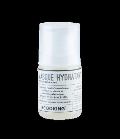 Masque Hydratant - Ecooking - Le Bouquet de Fleurs