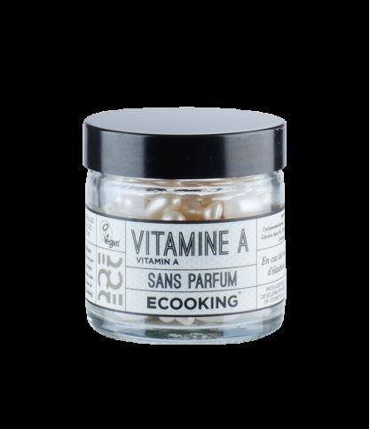 Sérum vitamine A - Ecooking - Le Bouquet de Fleurs