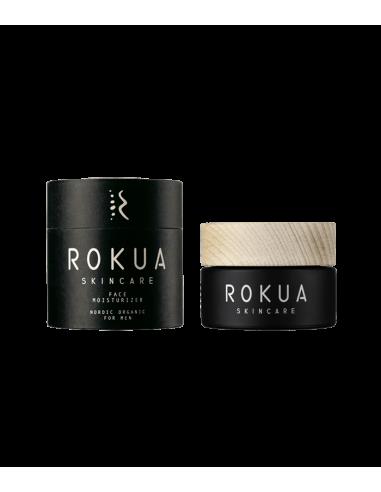 Crème hydratante visage - Rokua - Le Bouquet de fleurs