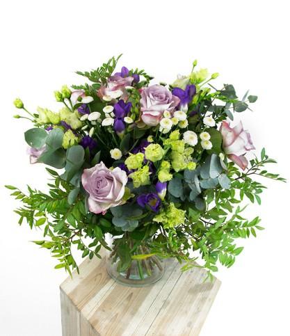 Pensée - Le Bouquet de Fleurs