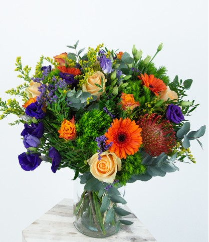 Bouquet Adélaïde - Le Bouquet de Fleurs