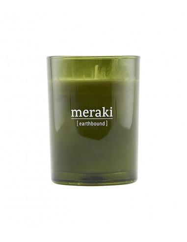 Bougie parfumée Earthbound - Meraki - Le bouquet De Fleurs