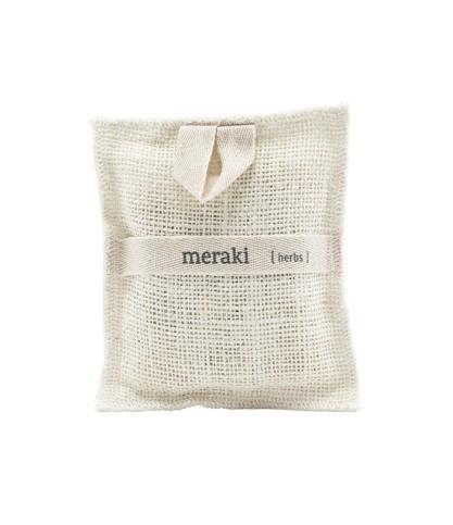 Gant de jute aux herbes sauvages - Meraki - Le Bouquet de fleurs