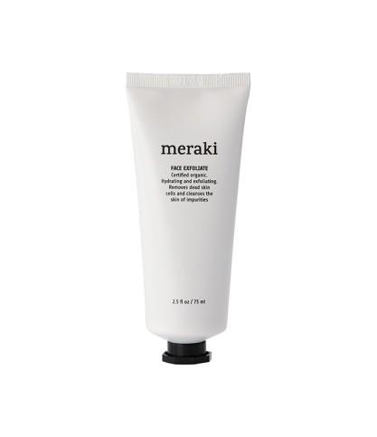 Exfoliant  visage - Meraki - Le Bouquet de fleurs