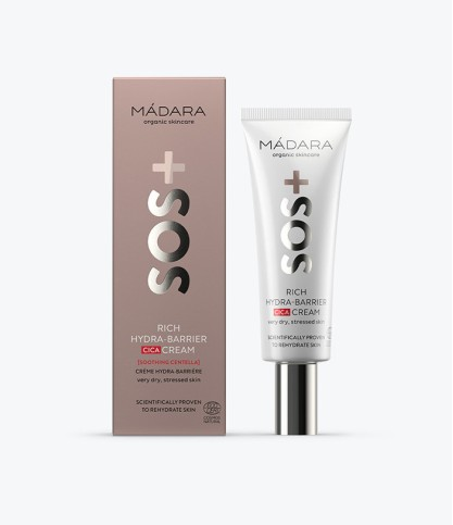 Crème ultra hydratante SOS+ - Madara - Le Bouquet de fleurs